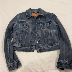 Levi's jean denim jacket